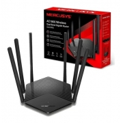 Roteador Wireless Dual Band Ac1900 Gigabit Mercusys MR50G