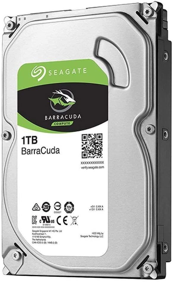 HD Interno Seagate 1TB Desktop Barracuda SATA 64MB 3.5 7200RPM ST1000DM010