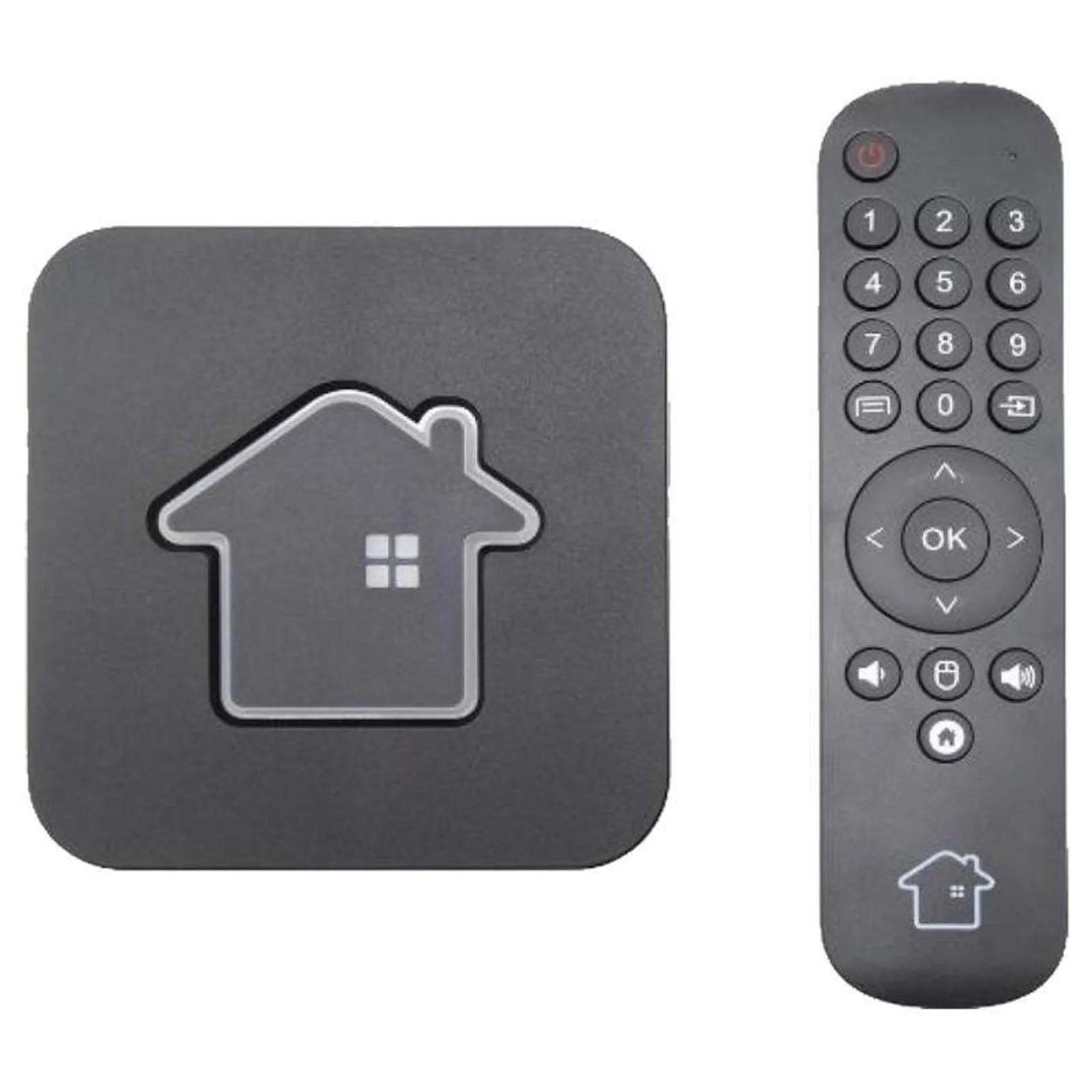 Receptor Digital HTV BOX 6 Plus Ultra HD 4K