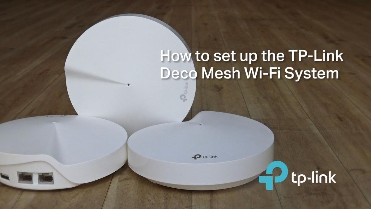 Roteador Repetidor Wi-Fi Mesh Tp-link Deco M5 Ac1300 Dual Band 3 Peças