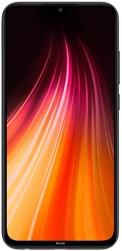 Celular Xiaomi Redmi Note 8 64GB 4GB RAM - Versão Global - Space Black