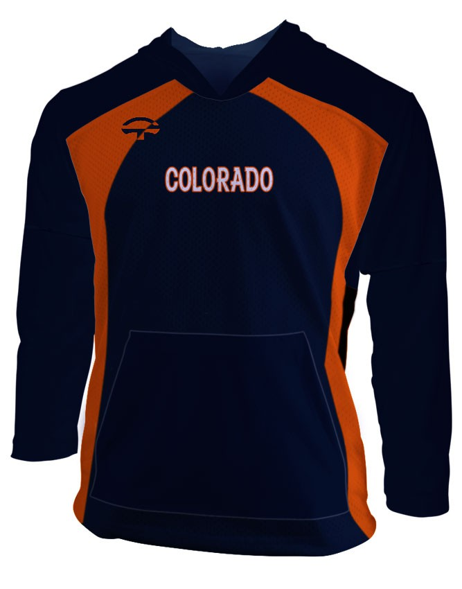 CAMISA CASUAL CAPUZ COLORADO