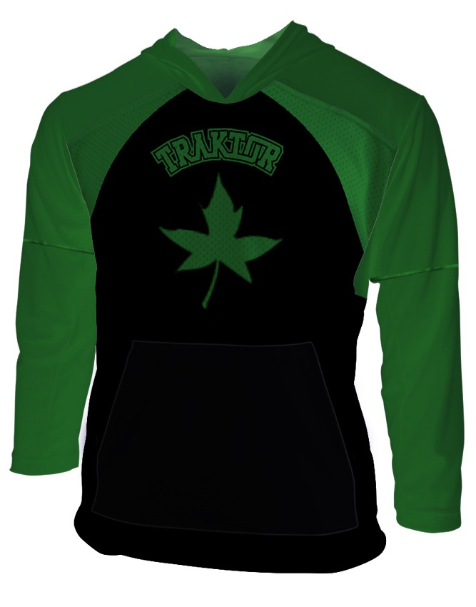 CAMISA CASUAL CAPUZ GREEN LEAF