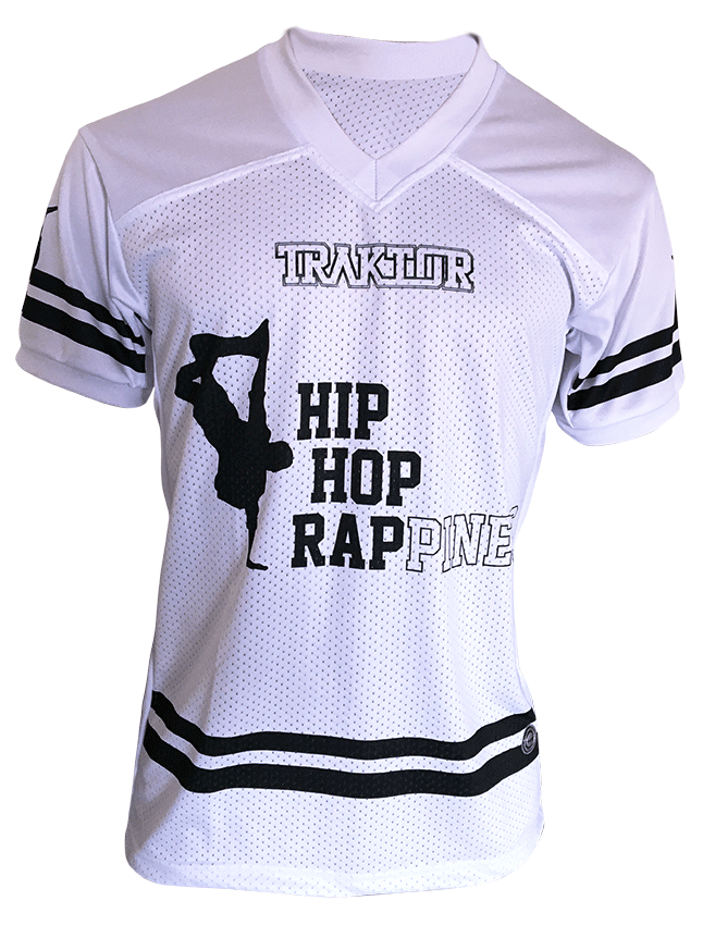CAMISA HIPHOP RAPPINES