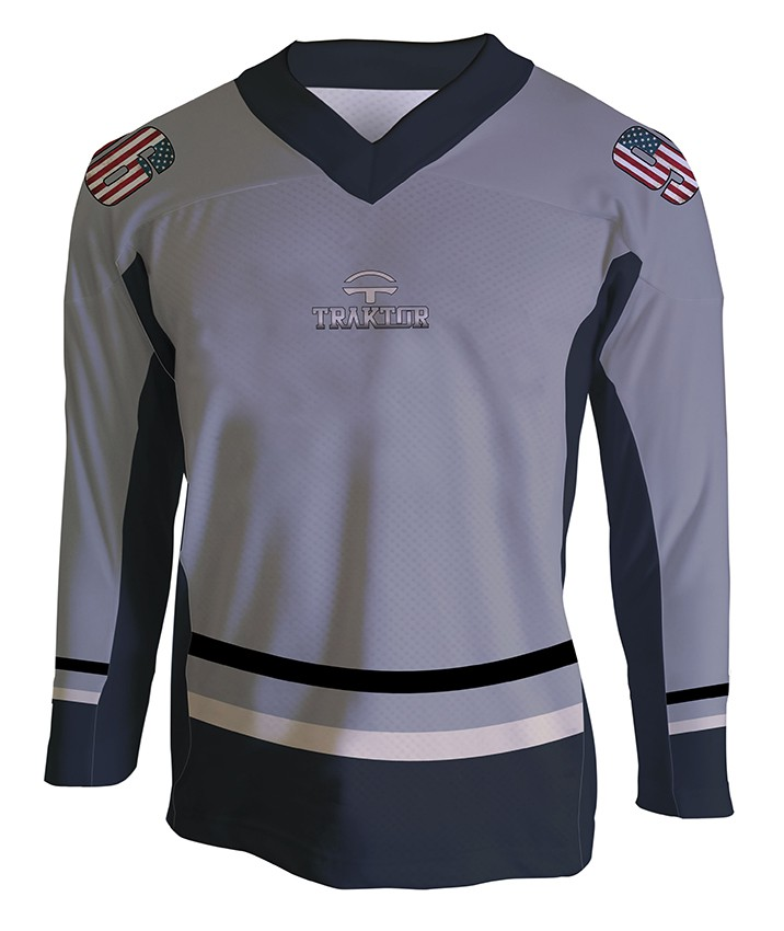 CAMISA HOCKEY CASUAL 96 USA
