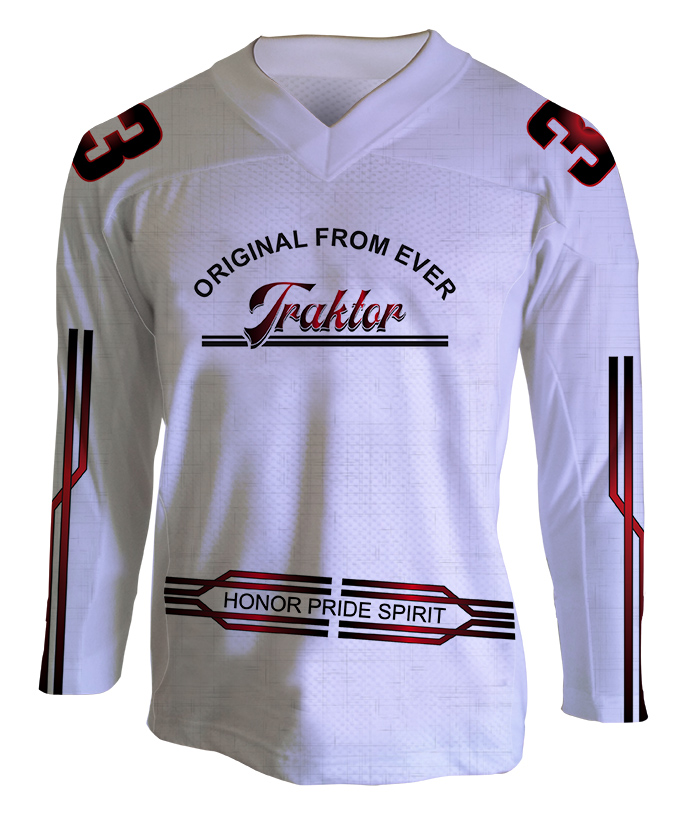 CAMISA HOCKEY CASUAL FROM EVER