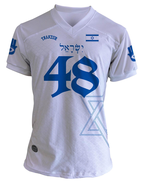 CAMISA ISRAEL TRAKTOR