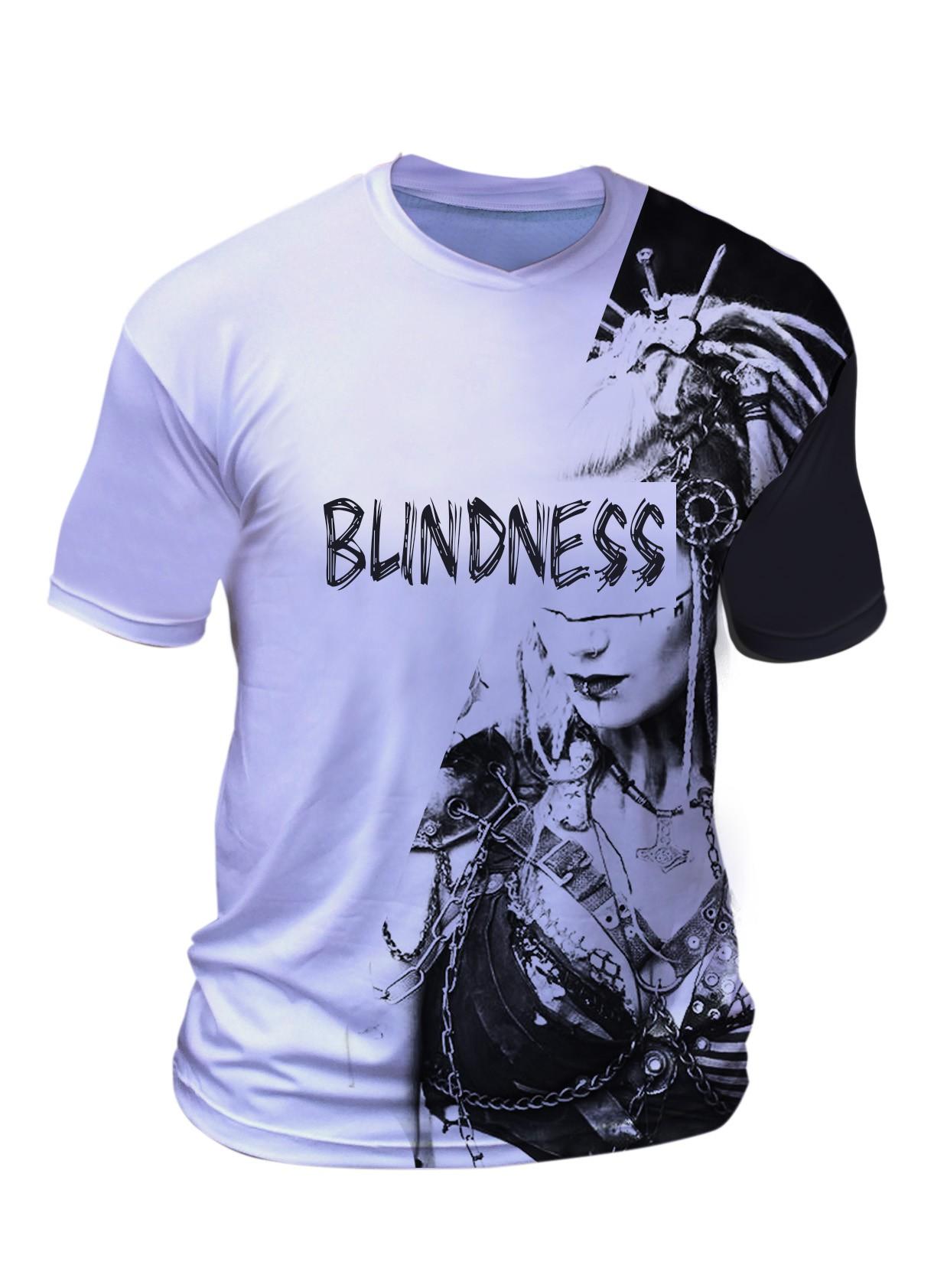 CAMISETA BLINDNESS T-SHIRT TRAKTOR