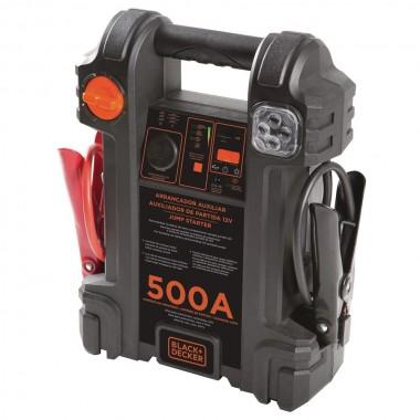 Auxiliar de Partida Black Decker JS500S-BR 12V 500A Bivolt