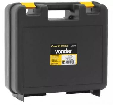 Caixa / Maleta Plástica Para Ferramentas VD 6002 Vonder