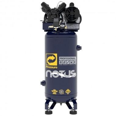 Compressor de Ar Vertical 10 Pés 80 Litros 110/220V NOTUS