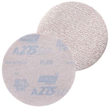 """Disco de Lixa Com Velcro 5"""" Sem Furo A275 NORTON"""