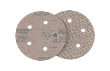"""Disco de Lixa Com Velcro 5"""" Com Furos A275 NORTON"""