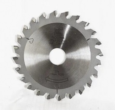 Riscador para Esquadrejadeira Leitz 120 X 24D (3,2-4,2 Furo 22mm) 3596