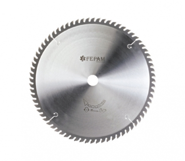 Disco de Serra de Vídea Corte Transversal 200 x 60Z FEPAM