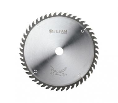 Disco de Serra de Vídea 200 x 48Z (3,2/2,2 D30) Corte Universal FEPAM