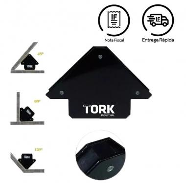 Esquadro Magnético Para Solda 12kg EM-9012 TORK