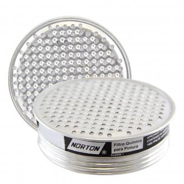 Filtro Químico para Respirador - 5539544813 - NORTON
