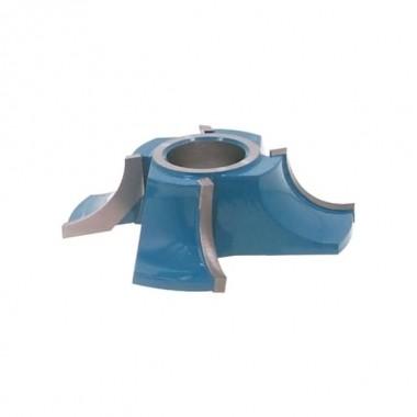 Fresa Cordão de Janela Videa 77 X 10mm Furo 30mm Esquerda 49.01 Fepam