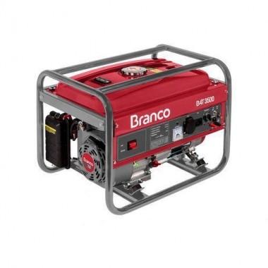 Gerador de Energia Gasolina B4T3500 110/220V