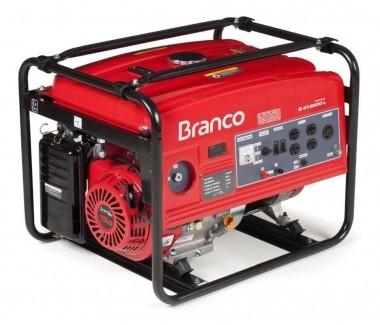 Gerador de Energia Gasolina B4T6500E 110/220V
