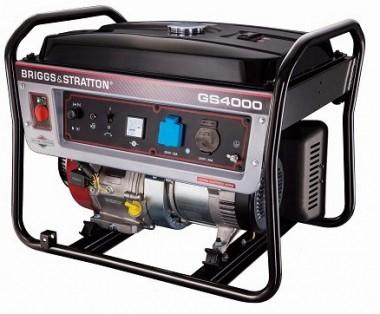 Gerador De Energia Gasolina GS 4000 110/220V