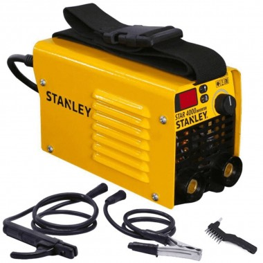Inversor de Solda 160A Stanley 4000 220V