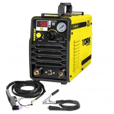 Inversora Corte Plasma Super Tork KAB 50CUT PL-8050 6900w 220V TORK