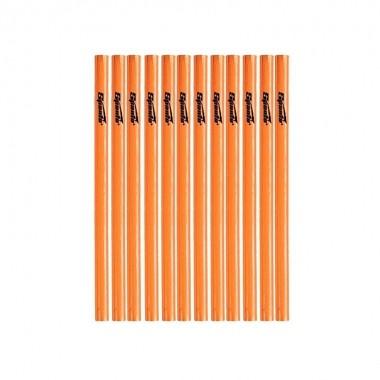 Lápis de Carpinteiro e Marceneiro 180 MM Caixa com 12 Sparta 8480455