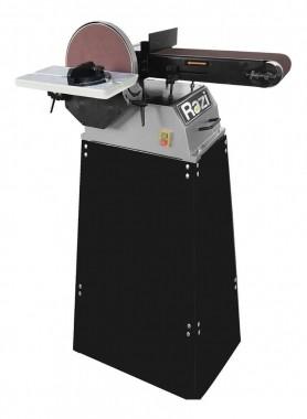 Lixadeira de Fita 1200MM e Disco 150MM 1CV 110/220V Razi ANTARES RZ-LX1220MN Razi
