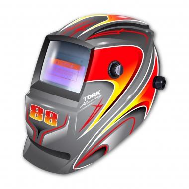 Máscara de Solda Automática Cinza MTR-9088 TORK