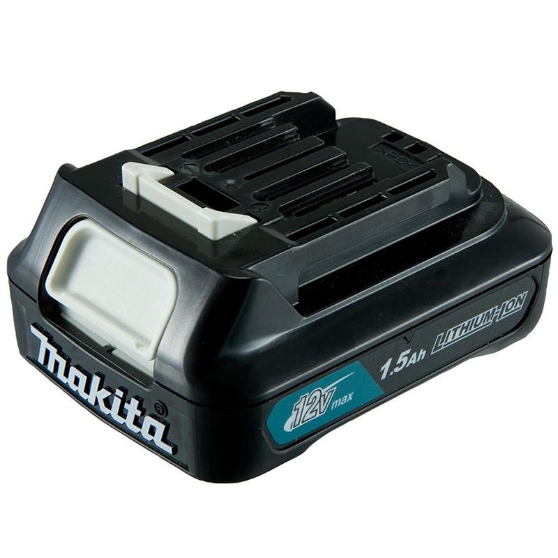 Bateria 12V Íons Lítio Max 1.5 Ah BL1016 Makita