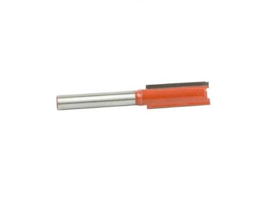 Broca de Widea Para Tupia Corte Reto 6mm Haste 6mm Fepam