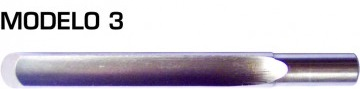 Broca Veneziana Modelo 3 100 X 8 X 8 INDFEMA