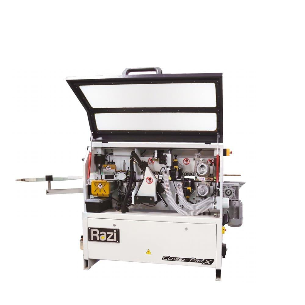 Coladeira de Bordo Automática 4 Grupos Trifásico 220/380V CLASSIC Pro X Razi