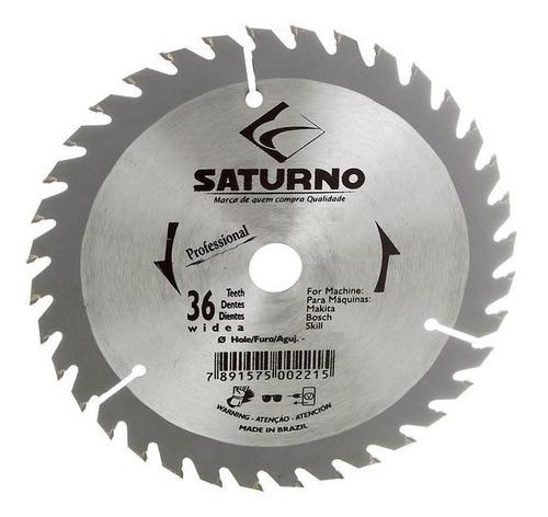 Disco de Serra de Videa para Madeira 250mm X 36D 10