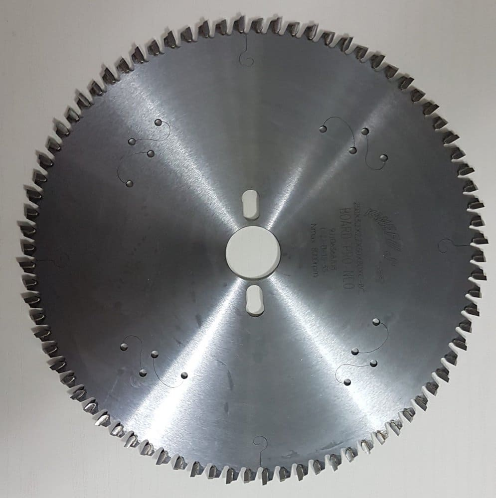 Disco de Serra de Videa Kanefusa 250 X 80D 35º Para MDF