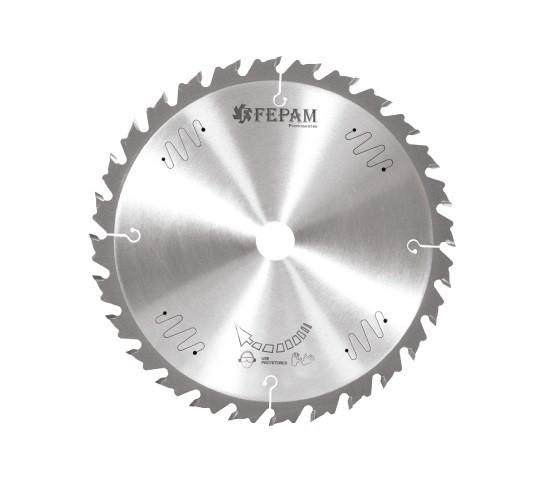 Disco de Serra de Videa Com Avanço Controlado 350 x 32D Fepam