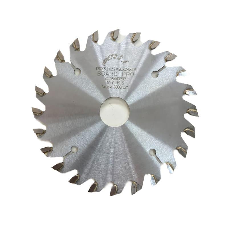 Disco de Serra de Videa Riscador para Seccionadora 120 X 24D Furo 22mm 699-433I Kanefusa