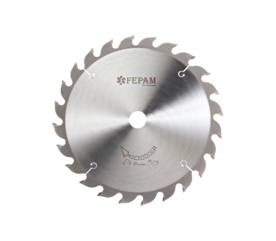 Disco de Serra de Vídea 200 x 24Z 3,2/2,2 D30 Corte Longitudinal FEPAM