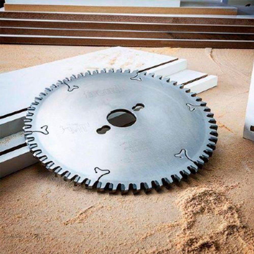 Disco de Serra de Videa para Fundo de Gaveta 200 X 60 x 6,5mm TR Freud LU3E0201