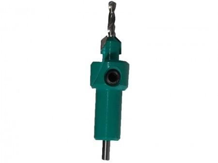 Escariador Chanfrado 8 X 2,5MM Haste de 10mm Fepam