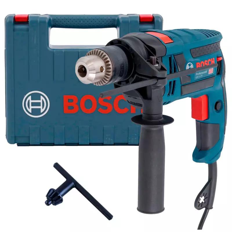 Furadeira de Impacto Bosch 1/2 750W GSB16RE 220V