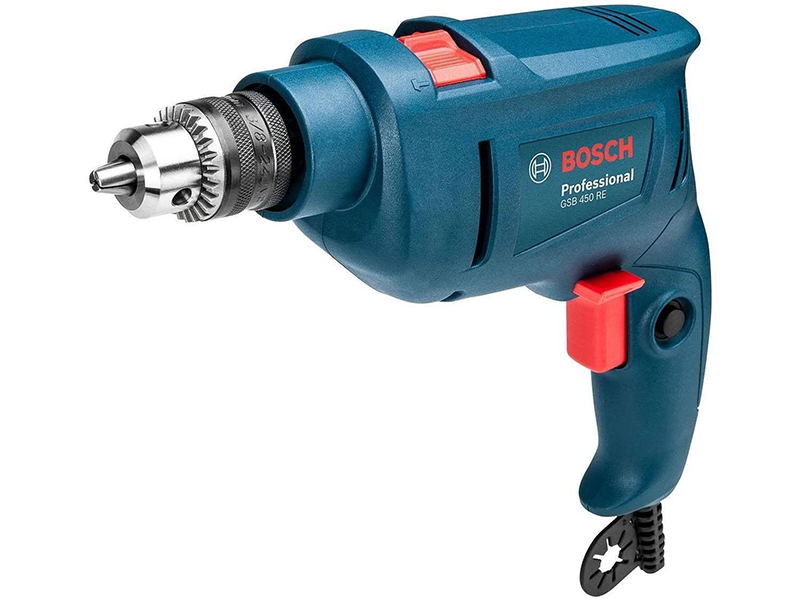Furadeira de Impacto Bosch 3/8 450W GSB 450 127V