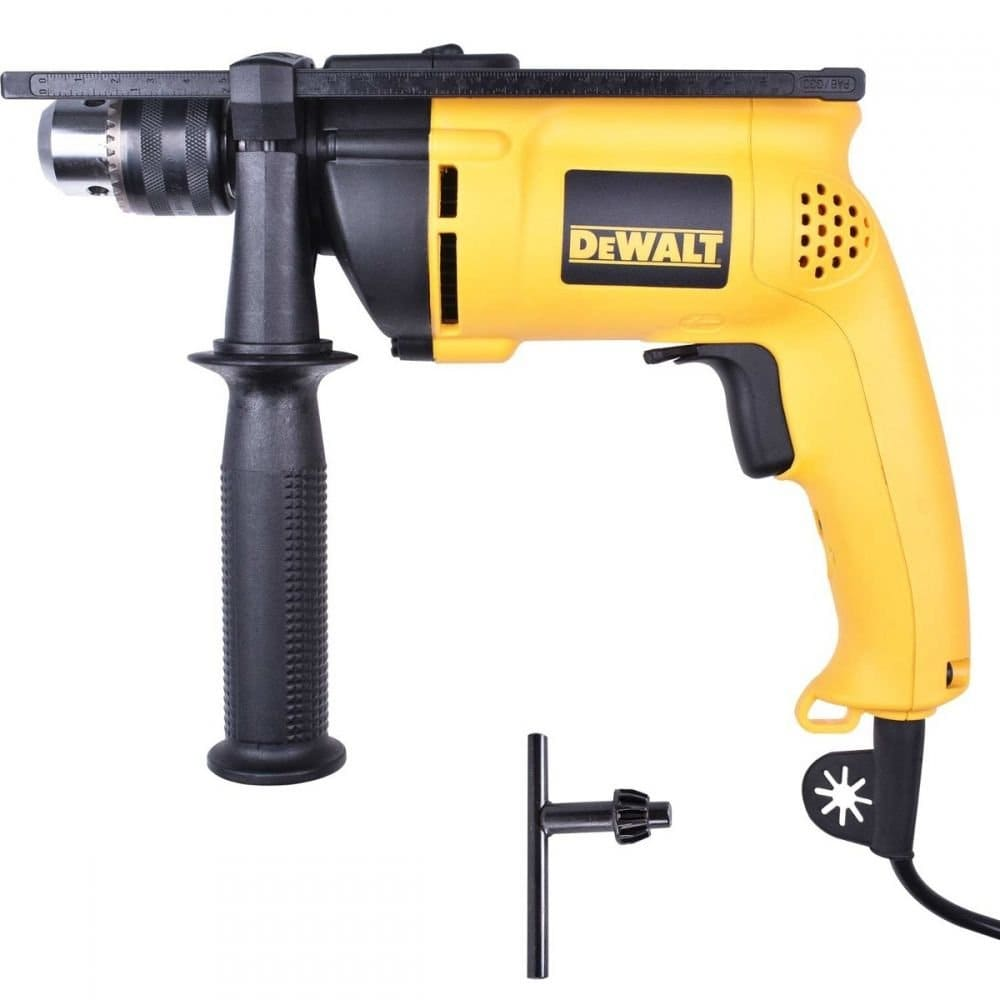 Furadeira de Impacto Dewalt 800W 1/2 Pol. (13mm) 110V DW508SBR