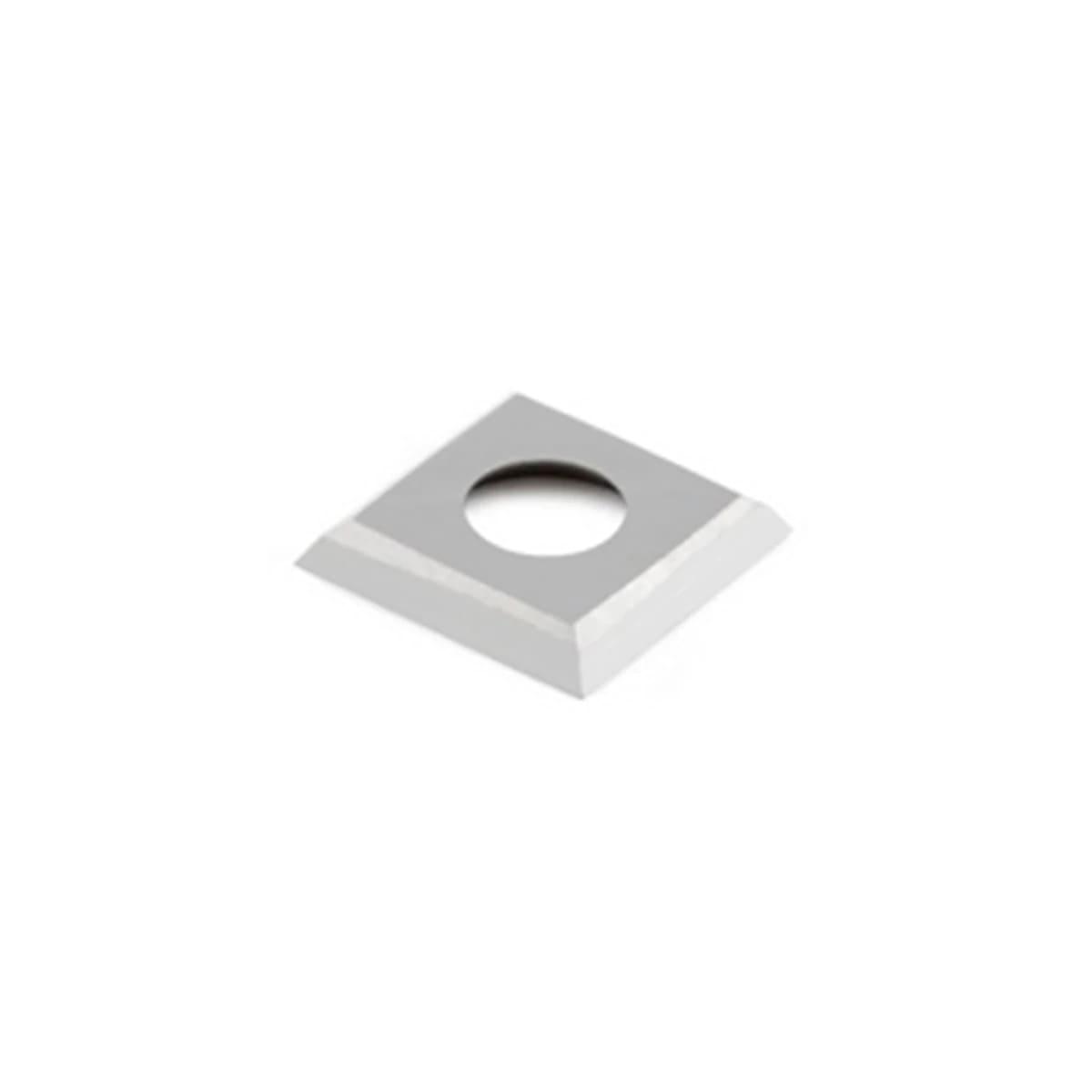 Inserto Pastilha De Videa Metal Duro 15 X 15 X 2,5 FEPAM Kit com 10 Peças