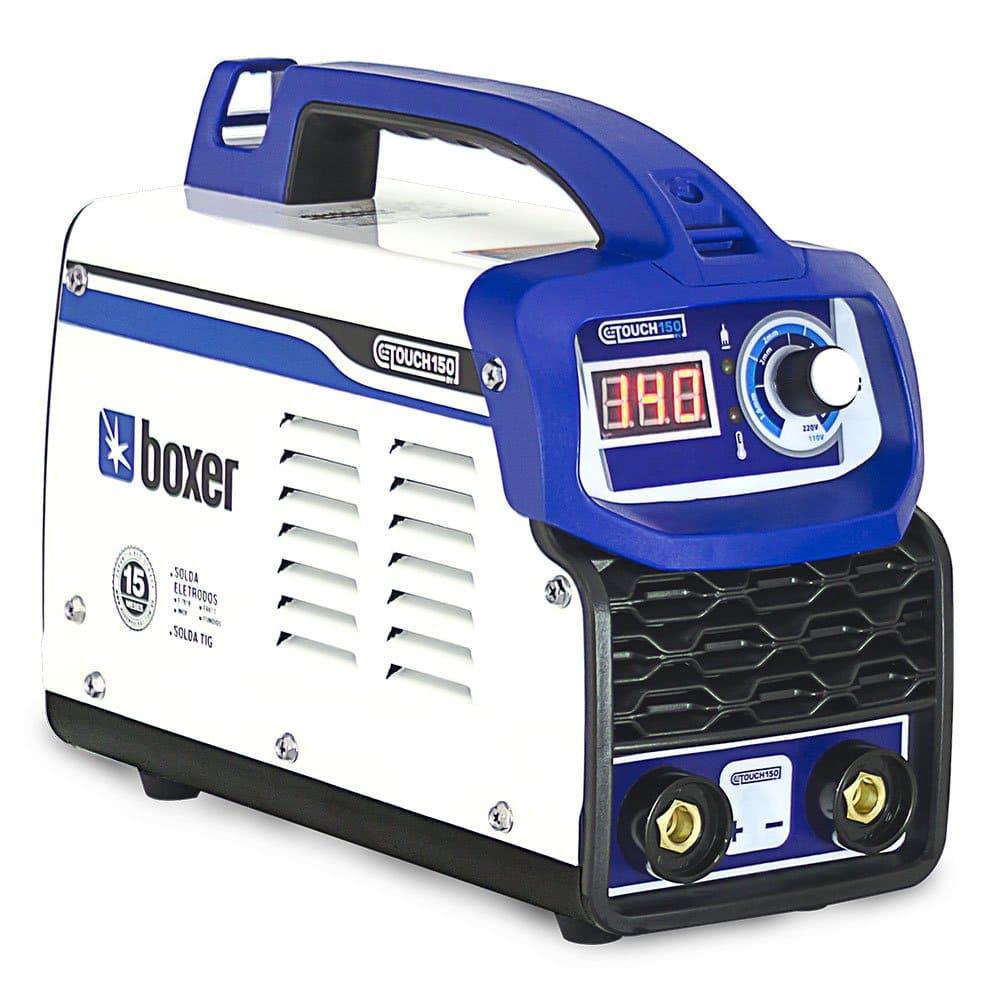 Inversor de Solda 140A Boxer 110/220V TOUCH150BV