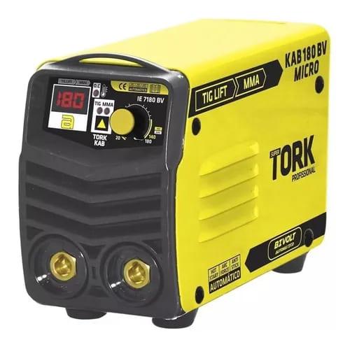Inversor de Solda 180A Super Tork IE-7180 BIVOLT