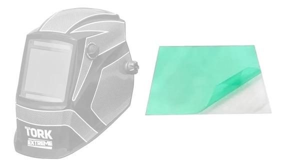 Lente de Proteção Externa para Máscara de Solda Automática MSEA1103 TORK