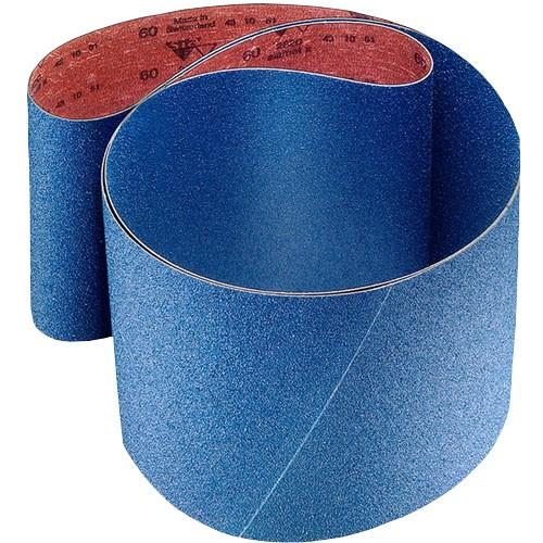 Lixa Cinta 7,20MT (comprimento) X 12CM (largura) Grão 36 Azul 2820 SIA